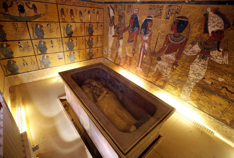 устройств, склеп фараона фото настя