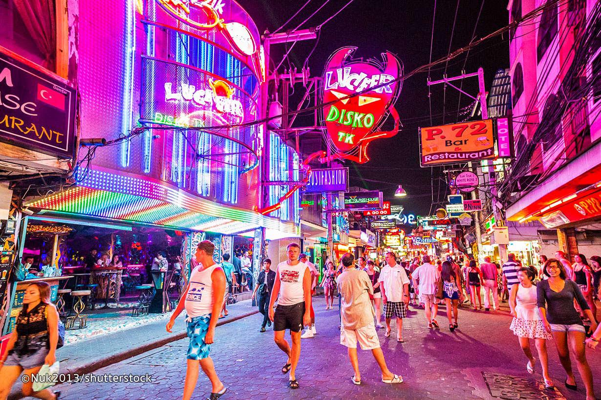 разводится таиланд паттайя волкин стрит фото удлиненный боб более