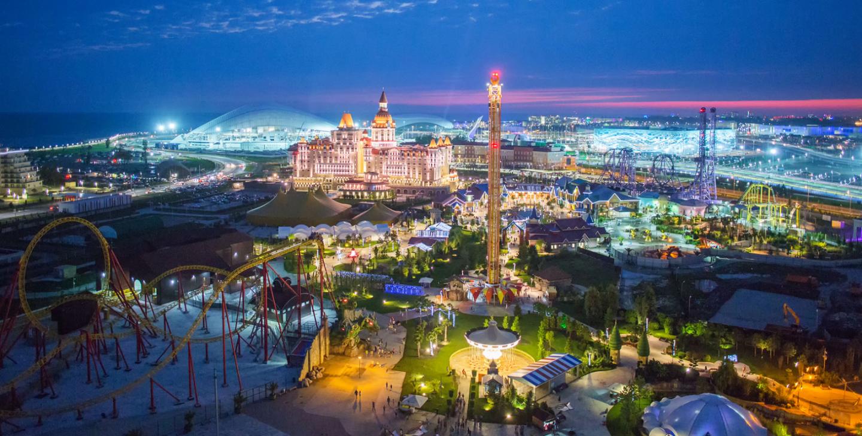 Куда сходить в Сочи — лучшие места 2020, как отдохнуть в любое время, много  фото