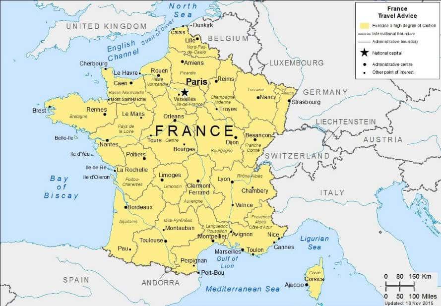по площади франция занимает какое место