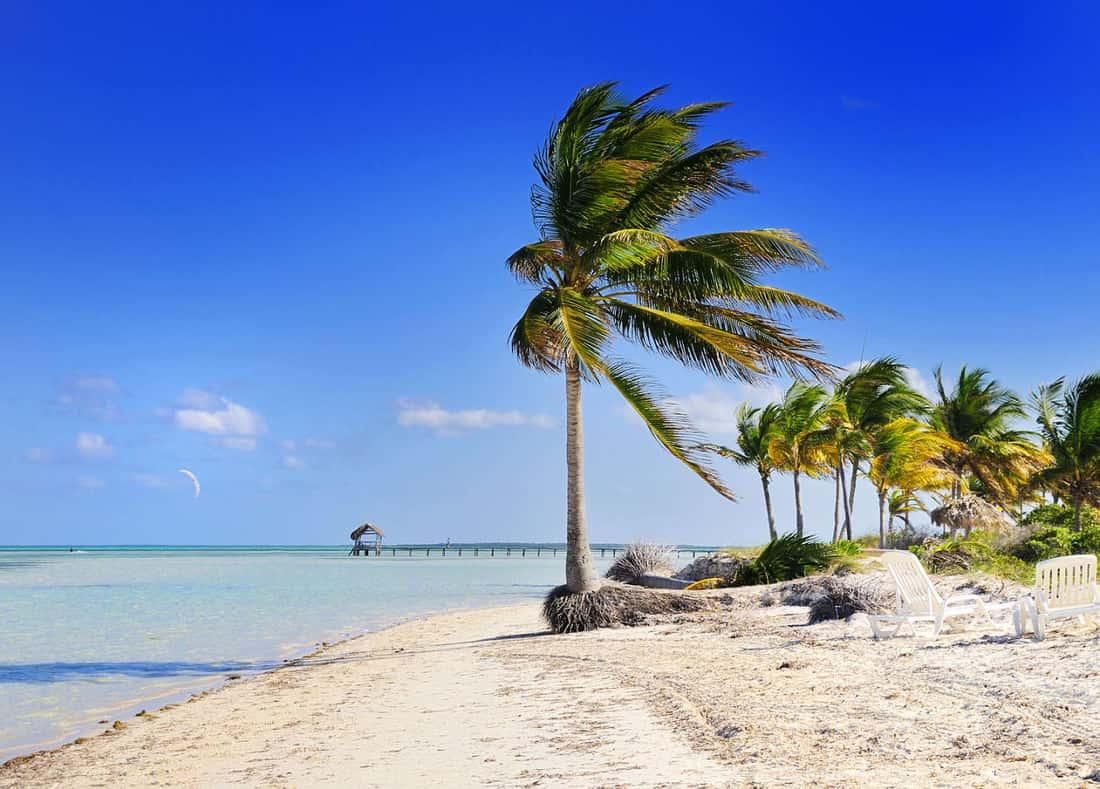 Пляж Плайя Пилар, Куба