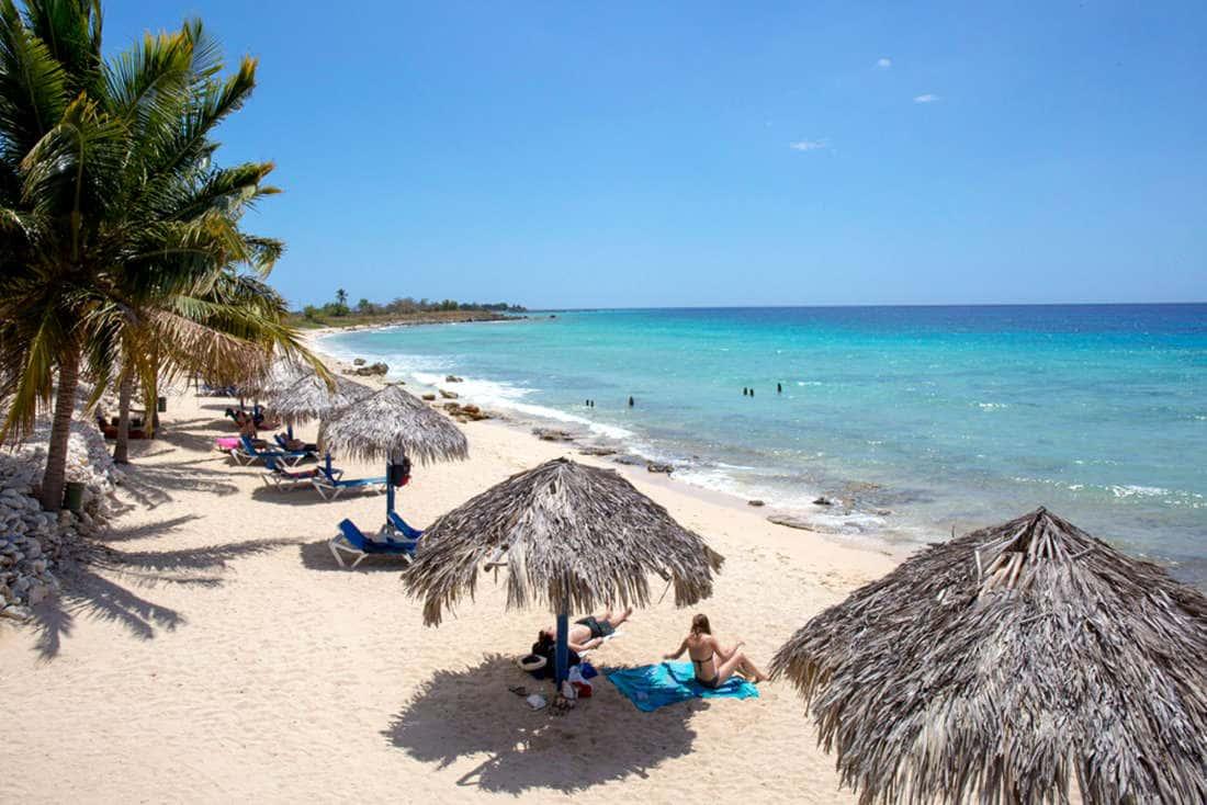 Пляж Плайя Анкон, Куба