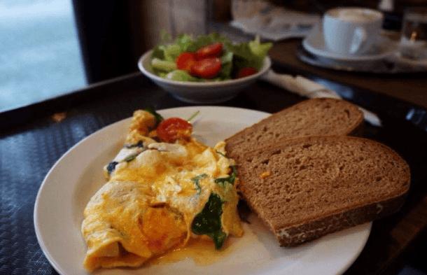 Что и где поесть в Братиславе