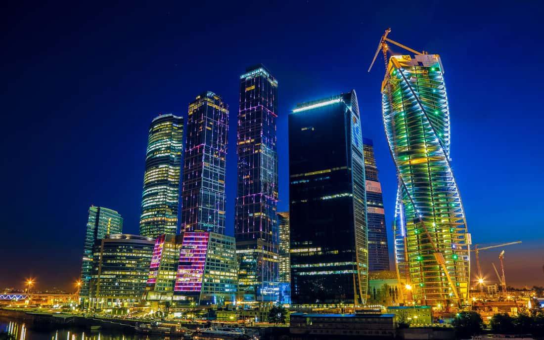 Москва - это сердце России