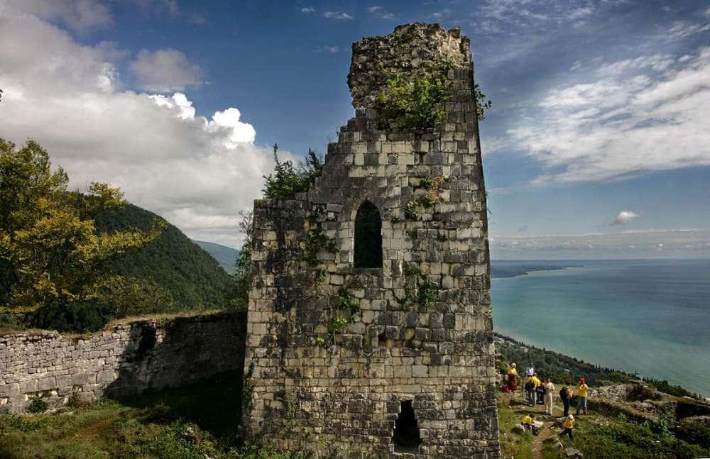 Абхазия - край души и сочных мандаринов