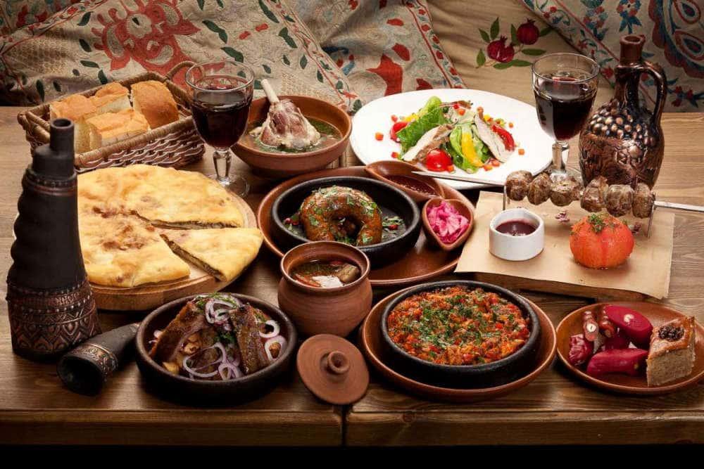 Лучшие блюда Абхазской кухни
