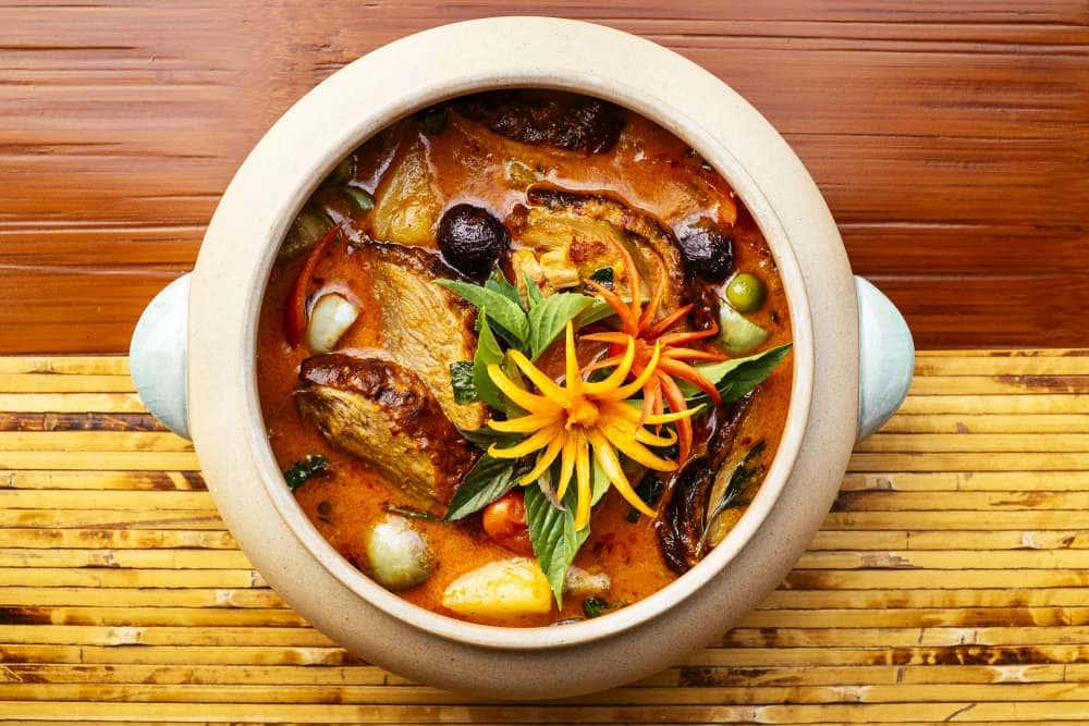 Лучшие блюда тайской кухни
