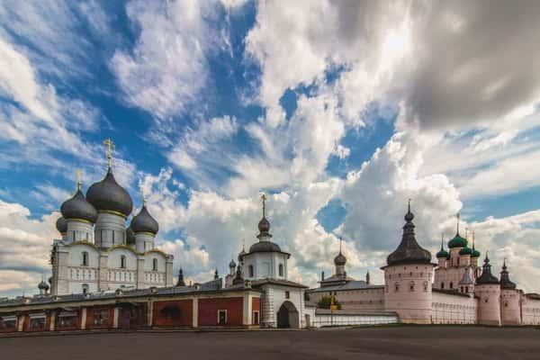 Древний Китяж Град: обзорная экскурсия по Ростову Великому