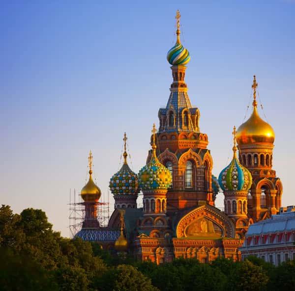 Многоликий Петербург — большая обзорная экскурсия