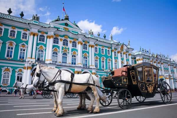 «Золотой треугольник» Петербурга