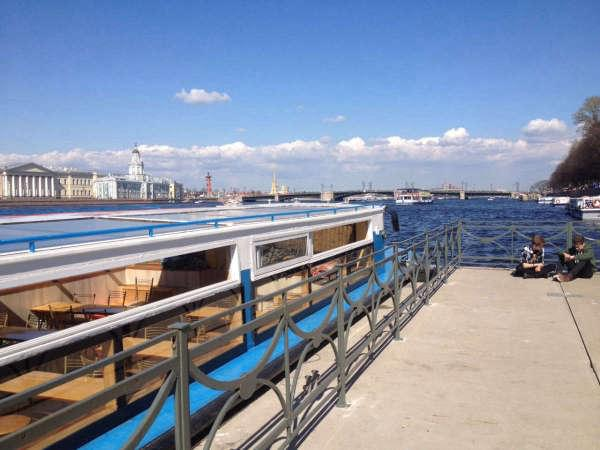 Прогулка на теплоходе «Северная Венеция»: реки, каналы и мосты