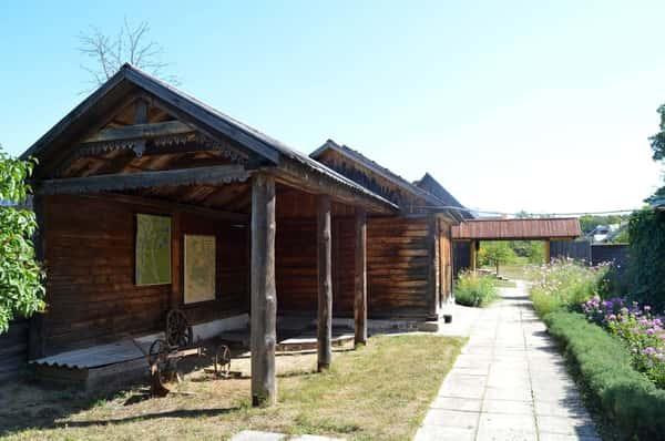 Экскурсия в Солотчу и дом-музей И. П. Пожалостина