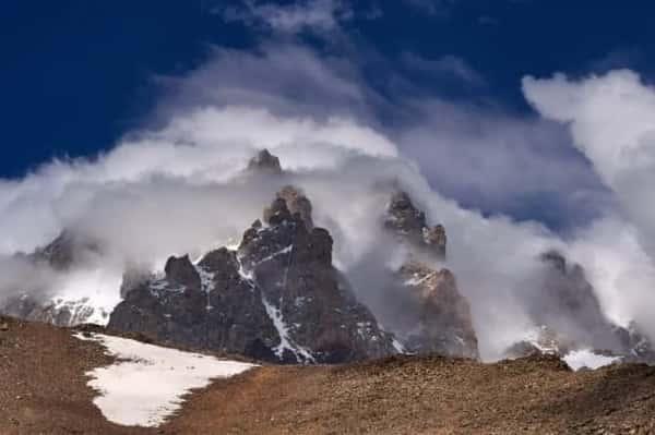Безенги — центр Кавказа