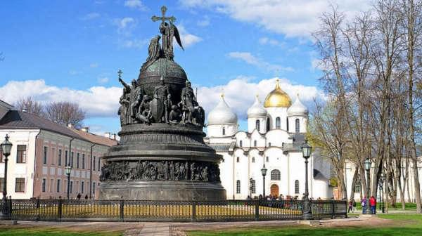 Экскурсия по Кремлю с посещением Софийского собора и Ярославова дворища
