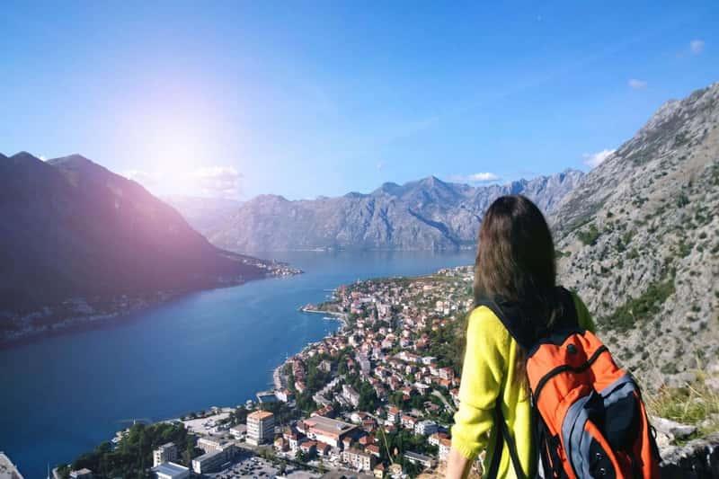 Пешие прогулки, как один из видов отдыха в Черногории