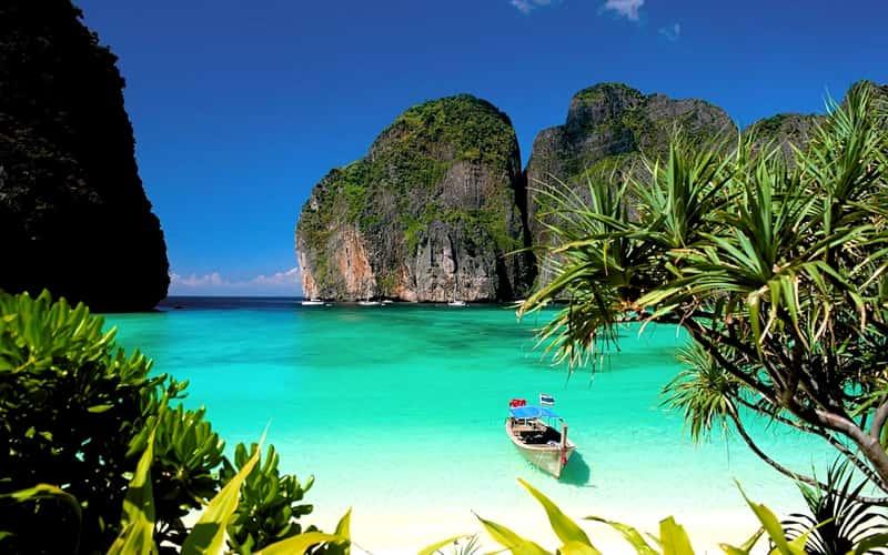 Остров Пхи Пхи, Таиланд