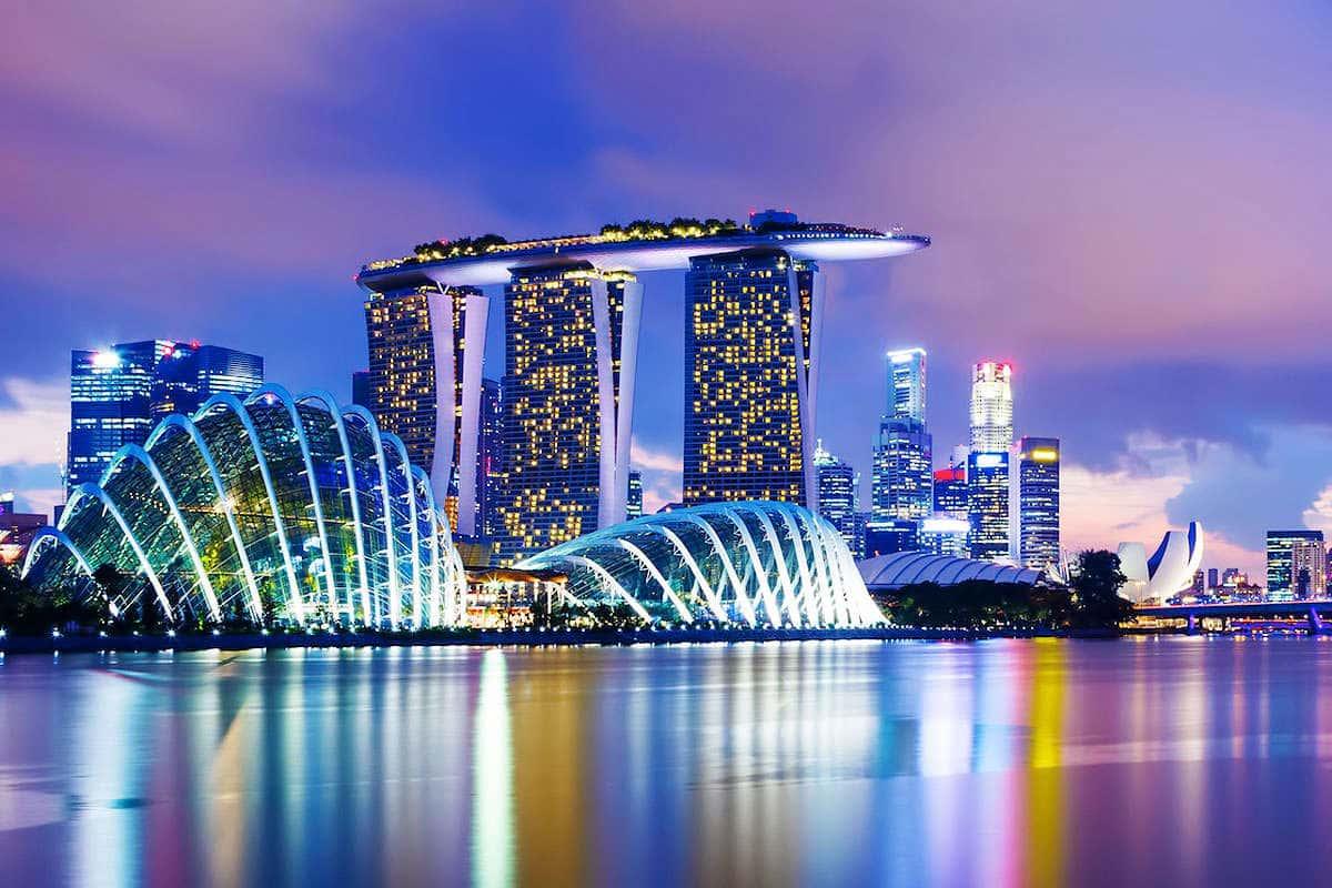 Сингапур – информация о стране: отдых в Сингапуре, погода, фото