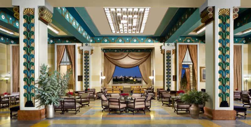 Отель King David, Иерусалим, Израиль