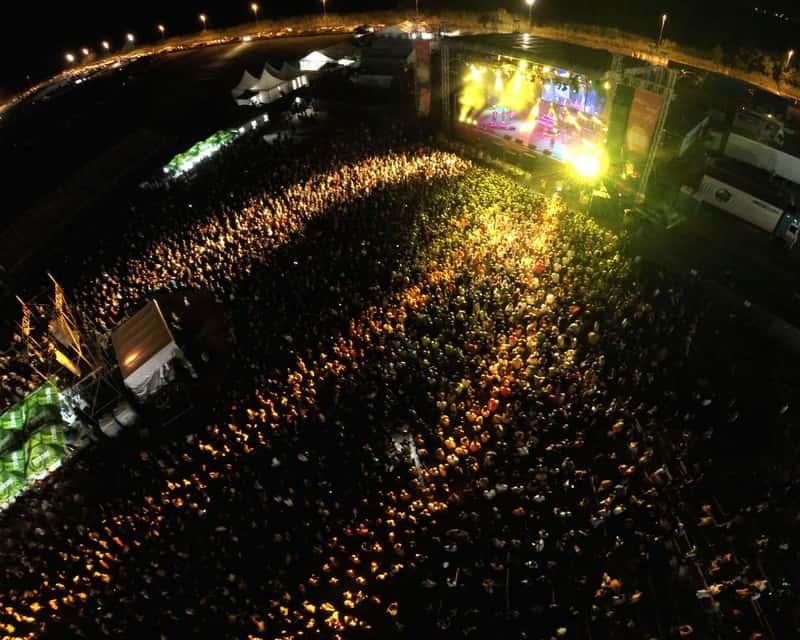 Музыкальный фестиваль SEA DANCE в Будве, Черногория