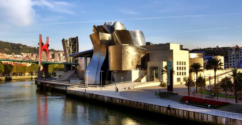 музей Гуггенхайма, Бильбао, Испания