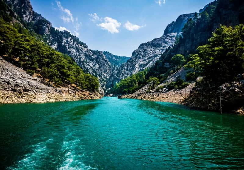 Грин Каньон, Манавгат, Турция