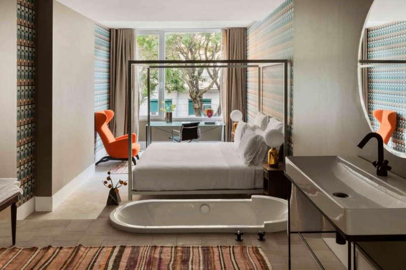 Роскошный бутик-отель Каса Фортунато, Лиссабон, Португалия