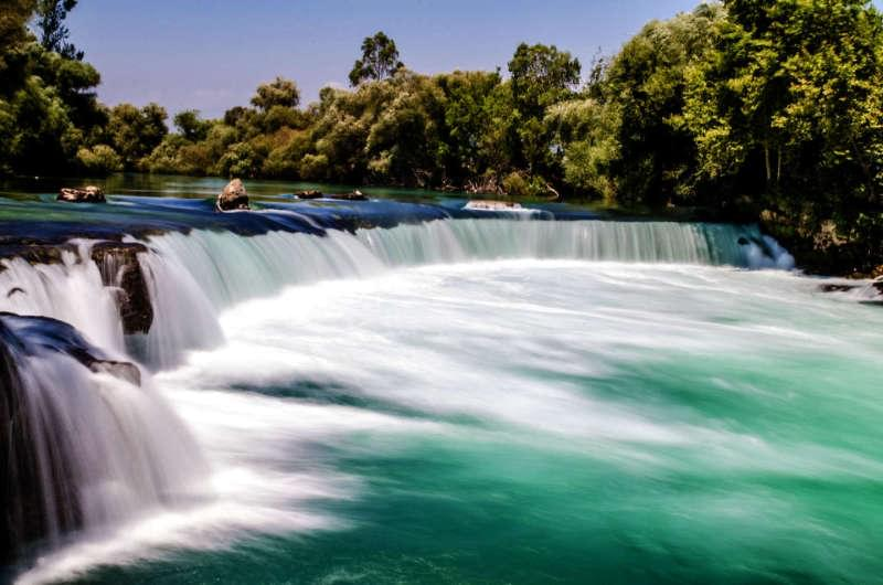 Водопад Манавгат, Манавгат/Анталия, Турция