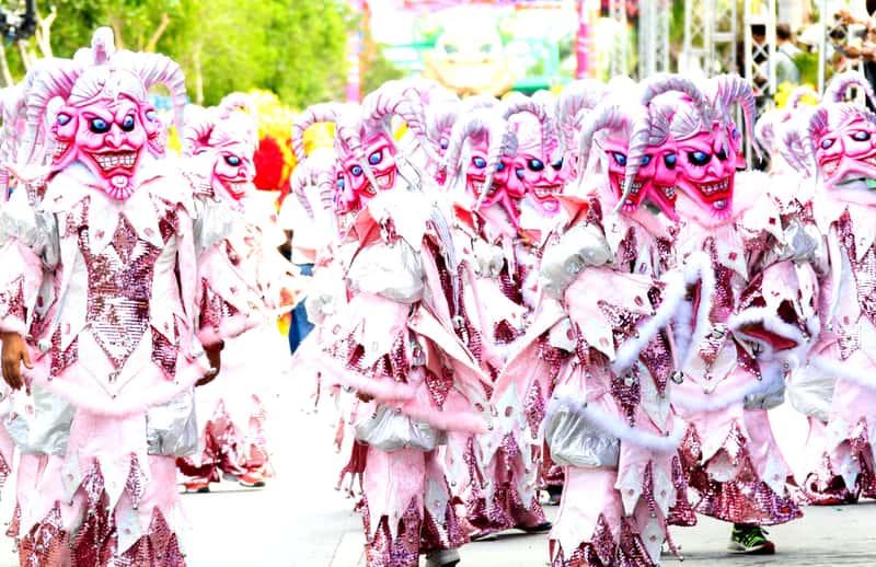 Уличные карнавалы, предмет национальной гордости