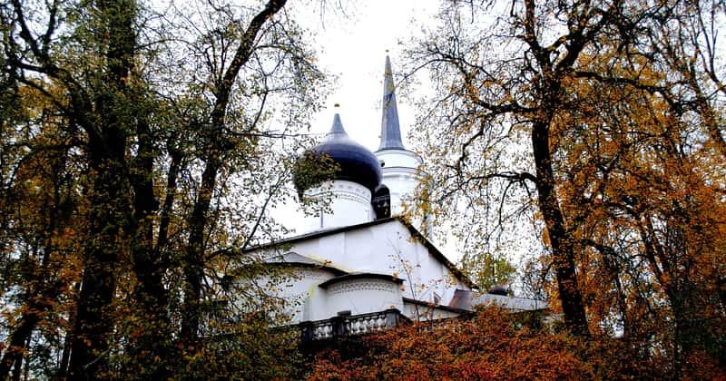 Святогорский Свято-Успенский мужской монастырь