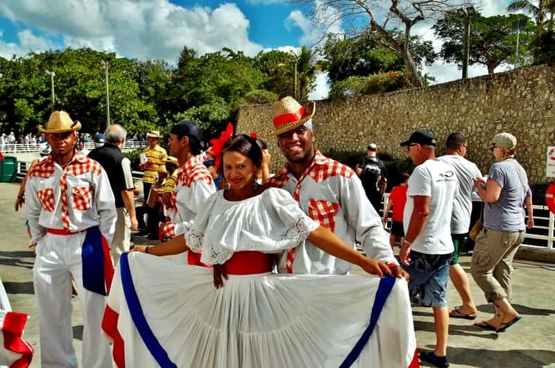 Семья - национальная ценность для доминиканцев