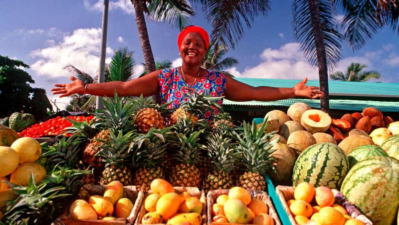 Жители Пунта-Каны открытые и доброжелательные люди