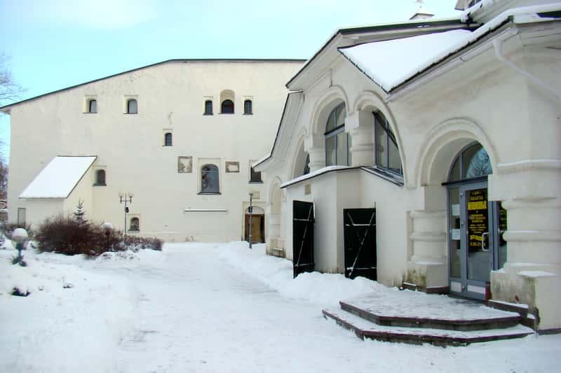 Палаты купца Меньшикова