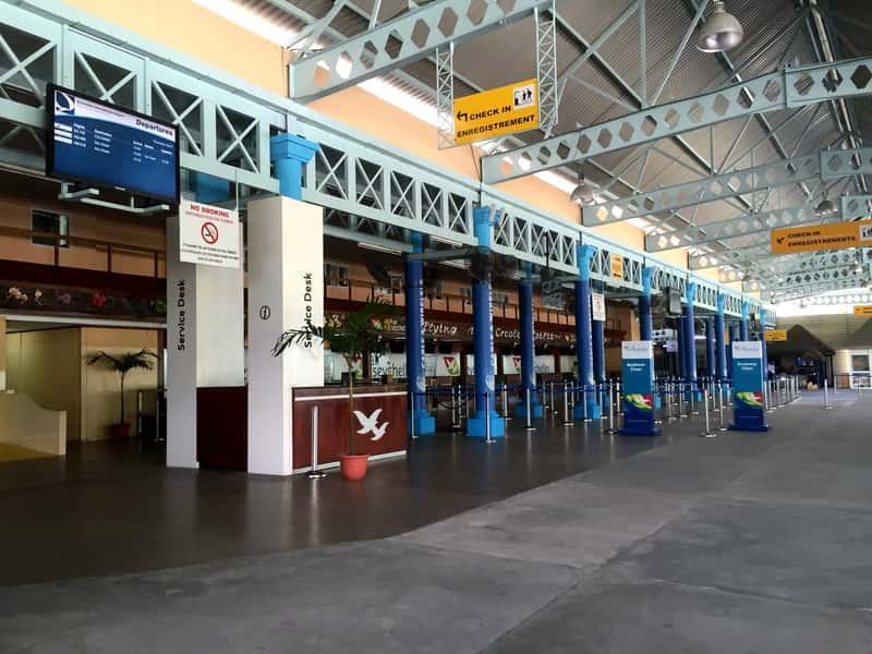 Сейшельский международный аэропорт, остров Маэ