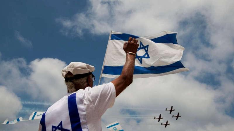 Празднование Дня независимости Израиля