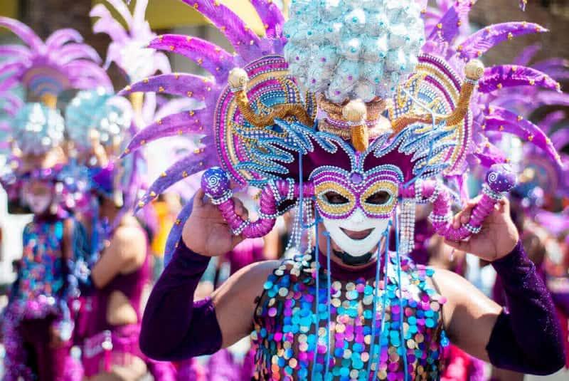 Фестиваль MassKara, Филиппины