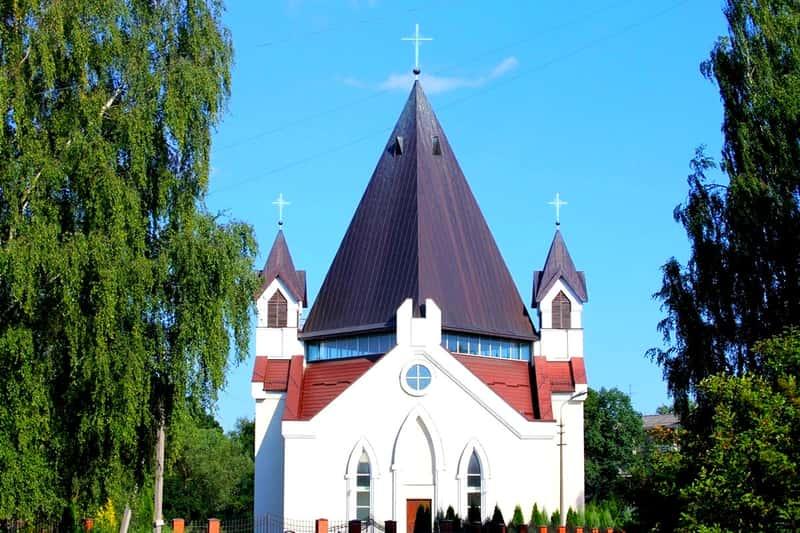Римско-католическая церковь Святой Троицы в Пскове